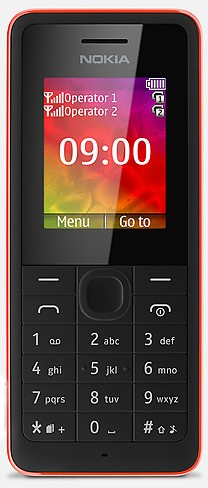 Nokia 107 Dual SIM photo