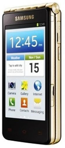 Samsung I9230 Galaxy Golden photo