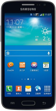 Samsung Galaxy Win Pro G3812 photo