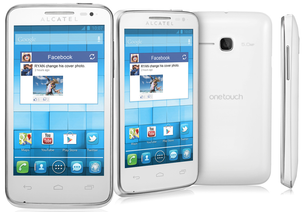 update alcatel one touch 5020 n