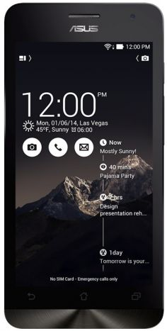 Asus Zenfone 6 8GB 2GB RAM photo