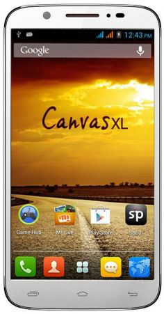 Micromax A119 Canvas XL تصویر