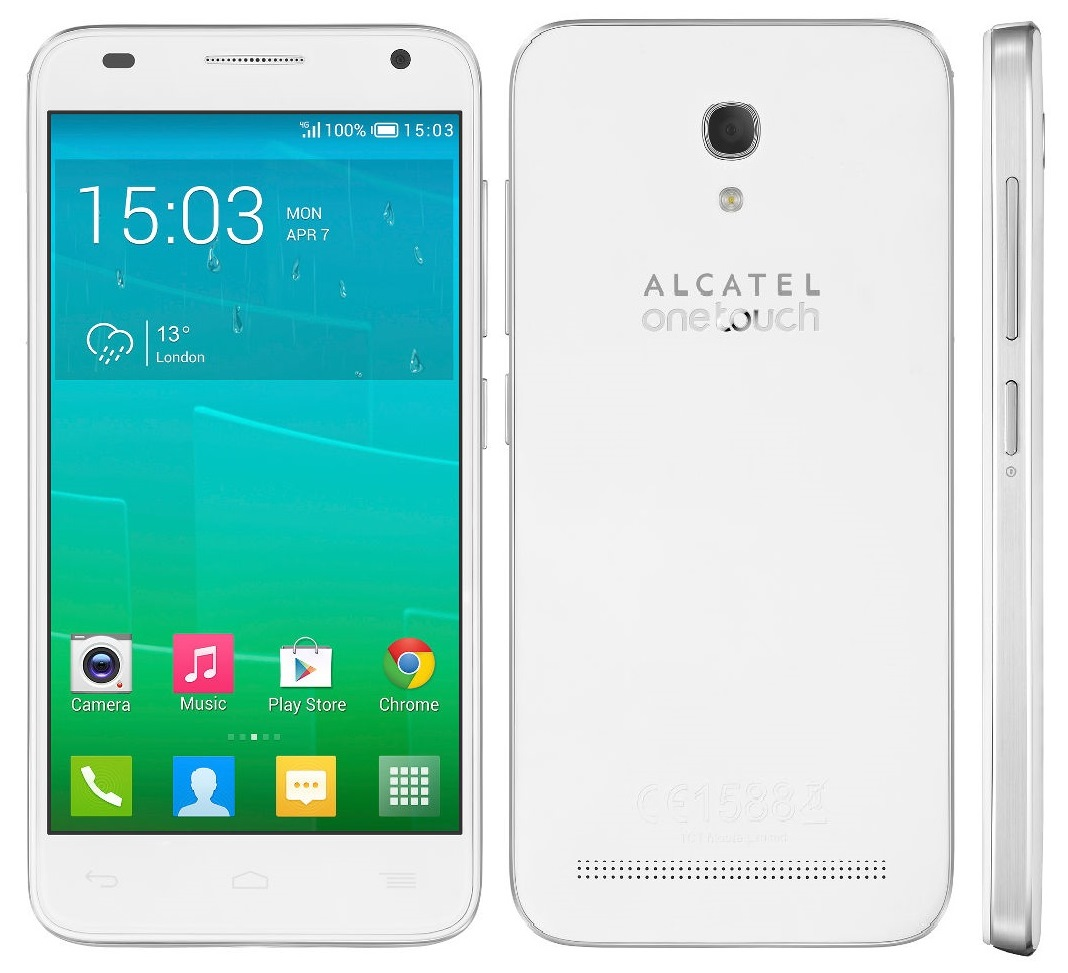 How to change your ringtone on a Alcatel One Touch - YouTube