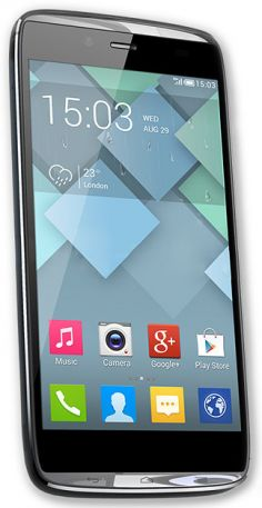 Alcatel OneTouch Idol Alpha 6032X صورة