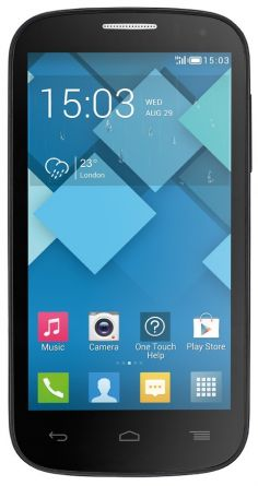 Alcatel OneTouch Pop C5 صورة