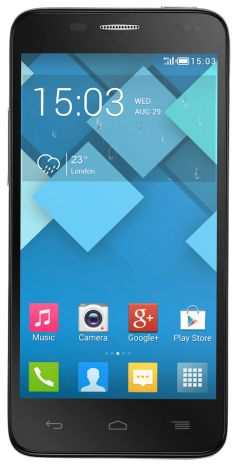 Alcatel Onetouch Idol S 6034R photo