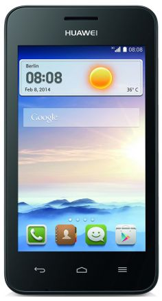 Huawei Ascend Y330 photo