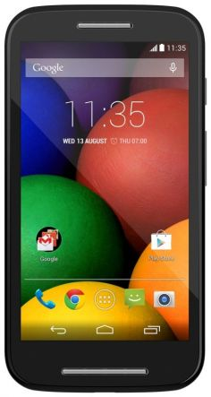 Motorola Moto E Dual SIM TV XT1025 photo