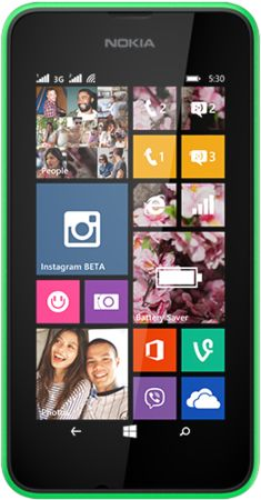 Nokia Lumia 530 Dual SIM photo