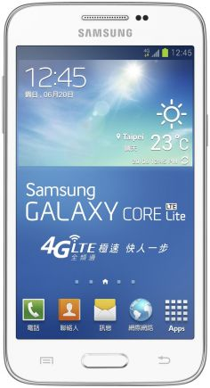 Samsung Galaxy Core Lite LTE SM-G3586H photo