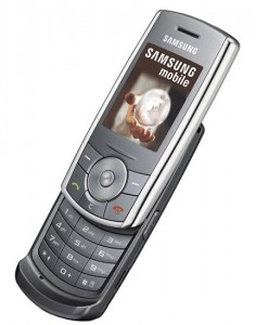 Samsung SGH-J610 photo