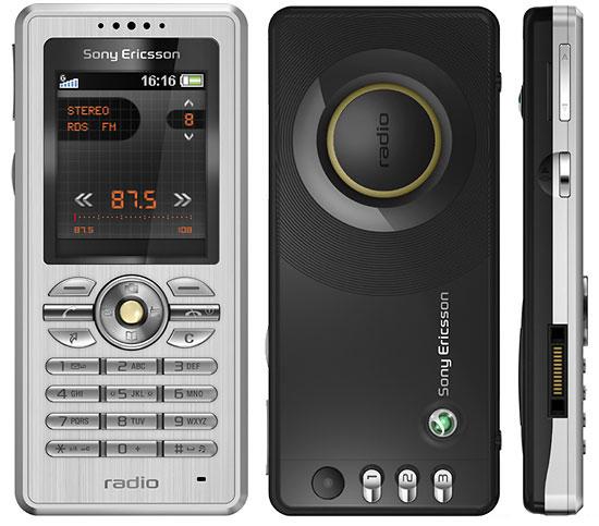 Sony Ericsson R300 Radio - Specs and Price
