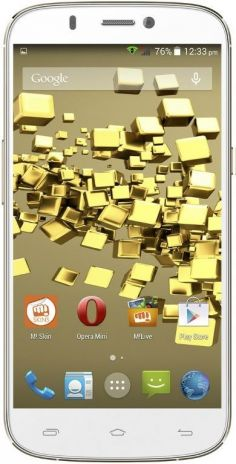 Micromax A300 Canvas Gold photo