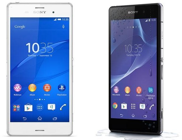 sony xperia z3 d6603 vs d6653 opinions