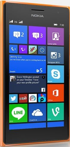 Nokia Lumia 730 Dual SIM photo