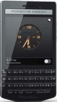 BlackBerry Porsche Design P'9983 EU EMEA photo