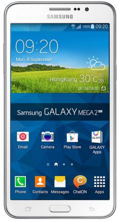 Samsung Galaxy Mega 2 SM-G750F photo