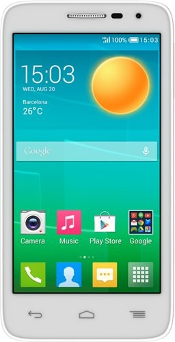 Alcatel OneTouch Pop D5 5038X - Specs and Price - Phonegg