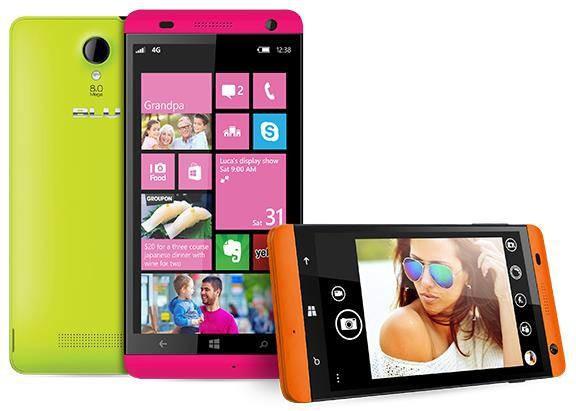 BLU Win HD W510L - Specs and Price