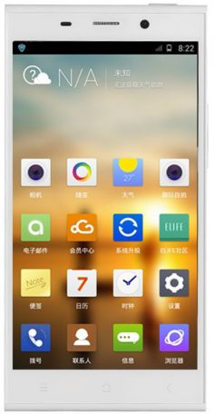 Gionee Elife E7 16GB 2GB RAM 2.2GHz photo