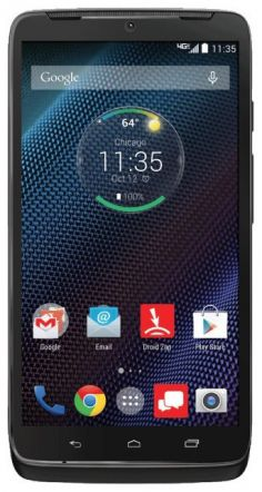 Motorola DROID Turbo 32GB foto