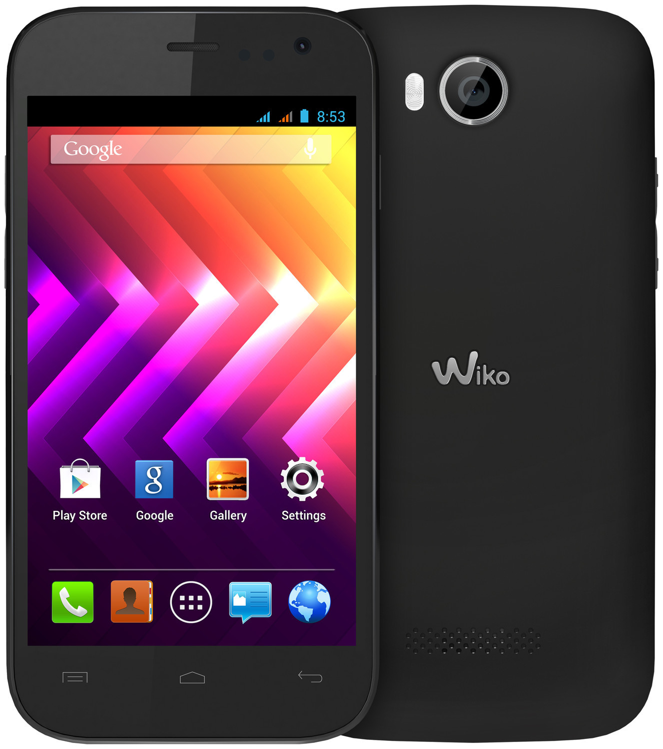 Image result for Wiko Iggy