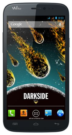 Wiko Darkside photo