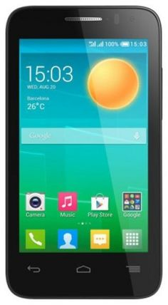 Alcatel OneTouch Pop D3 4036E photo