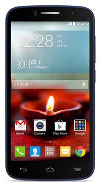 Alcatel OneTouch Fierce 2  photo