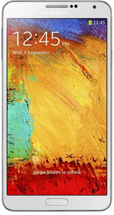 Samsung Galaxy Note iii N900W8 16GB photo