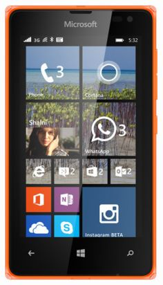 Microsoft Lumia 435 Dual SIM photo
