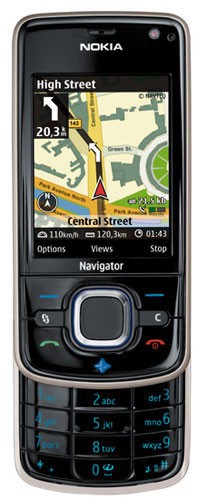 Nokia 6210 Navigator US version photo