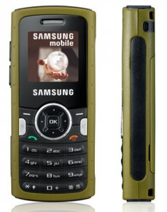 Samsung SGH-M110 photo