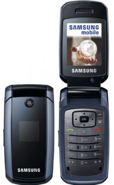 Samsung SGH-J400 photo