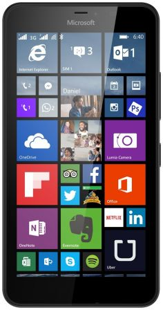 Microsoft Lumia 640 XL LTE Dual SIM photo