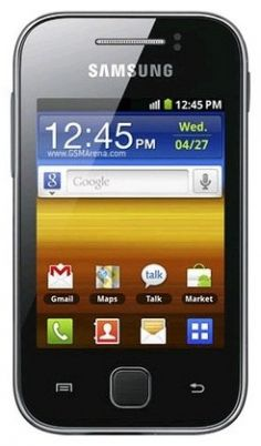 Samsung Galaxy Y CDMA i509 photo