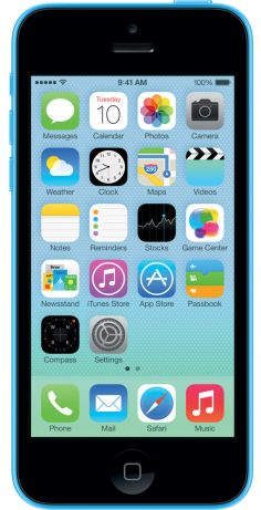 Apple iPhone 5c A1507 8GB photo