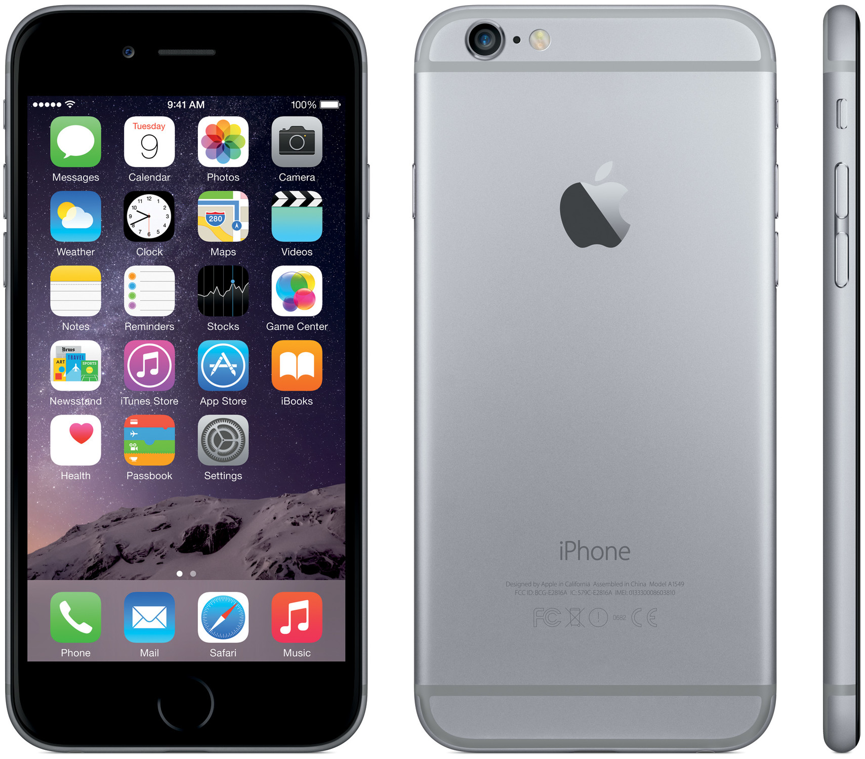 apple iphone 6 plus t mobile 16gb specs and price phonegg. Black Bedroom Furniture Sets. Home Design Ideas
