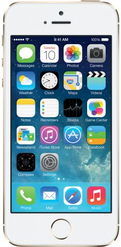 Apple iPhone 5s A1533 (CDMA) 32GB صورة