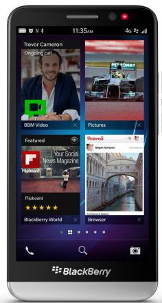 BlackBerry Z30 Verizon photo