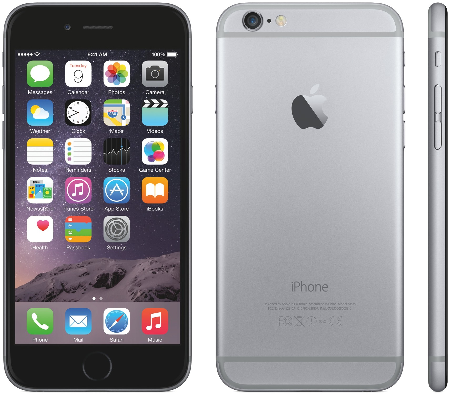 apple iphone 6s plus a1633 16gb specs and price phonegg. Black Bedroom Furniture Sets. Home Design Ideas