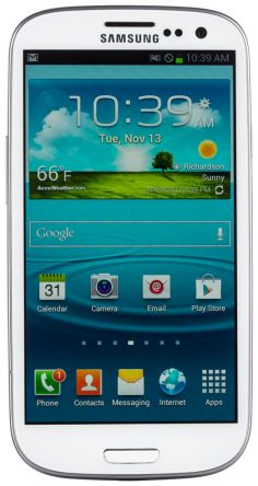 Samsung Galaxy S3 CDMA SGH-i535 photo