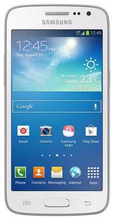 Samsung Galaxy Core LTE G386W photo