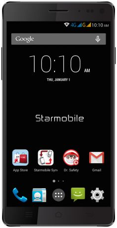 Starmobile Knight X photo