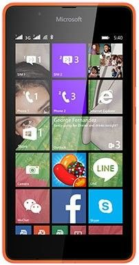 Microsoft Lumia 540 Dual SIM photo