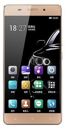 Gionee Marathon M5 photo
