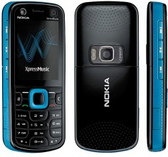 Nokia 5320 US version photo