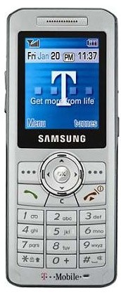 Samsung SGH-T509 photo