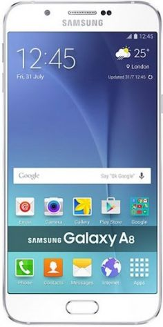 Samsung Galaxy A8 Duos photo