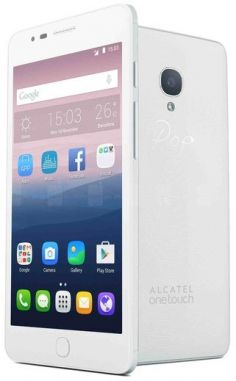 Alcatel Pop Up صورة